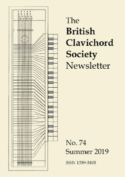 [The British Clavichord Society Newsletter]